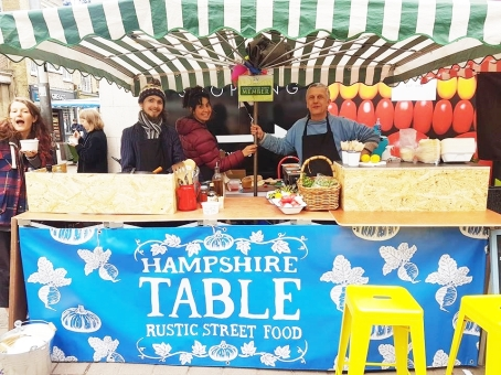 hampshire table